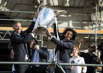 Real Madrid's Champions League celebrations live