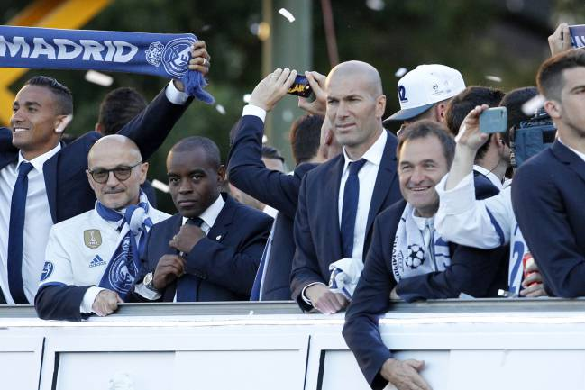Another Champions League | Zidane taking stock of his achievements.