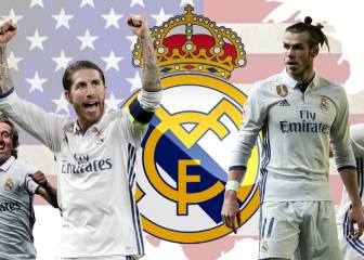 Real Madrid pre-season planning: friendlies, US tour, El Clásico...
