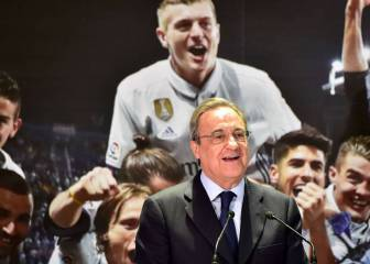 Real Madrid call presidential election