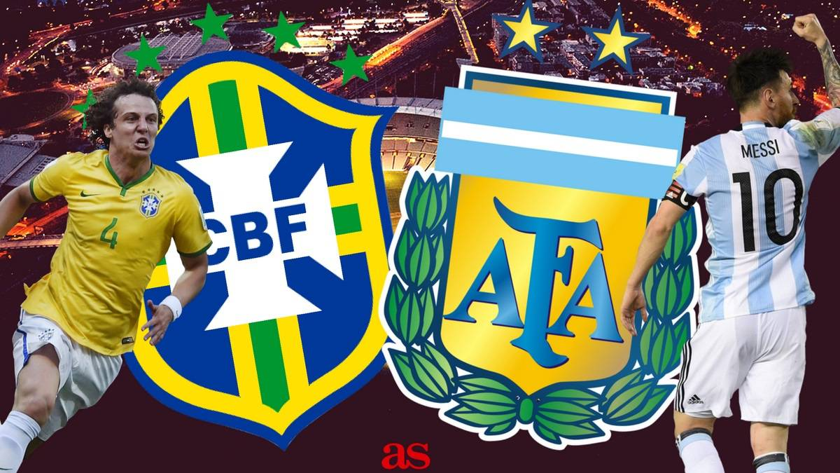 All you need to know about how and where to watch the international friendly game between Brazil and Argentina from Melbourne at 12:05 on Friday June 9.
