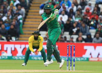 ICC Champions Trophy: Pakistan beats South Africa via D/L method