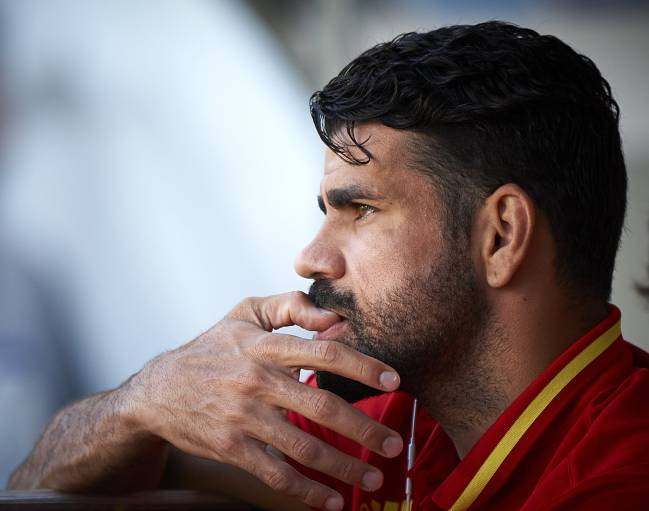 AS reveals the blunt text message that Chelsea boss Antonio Conte sent to Diego Costa, to inform the striker that he is not required at Stamford Bridge.