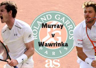 Murray vs Wawrinka: live