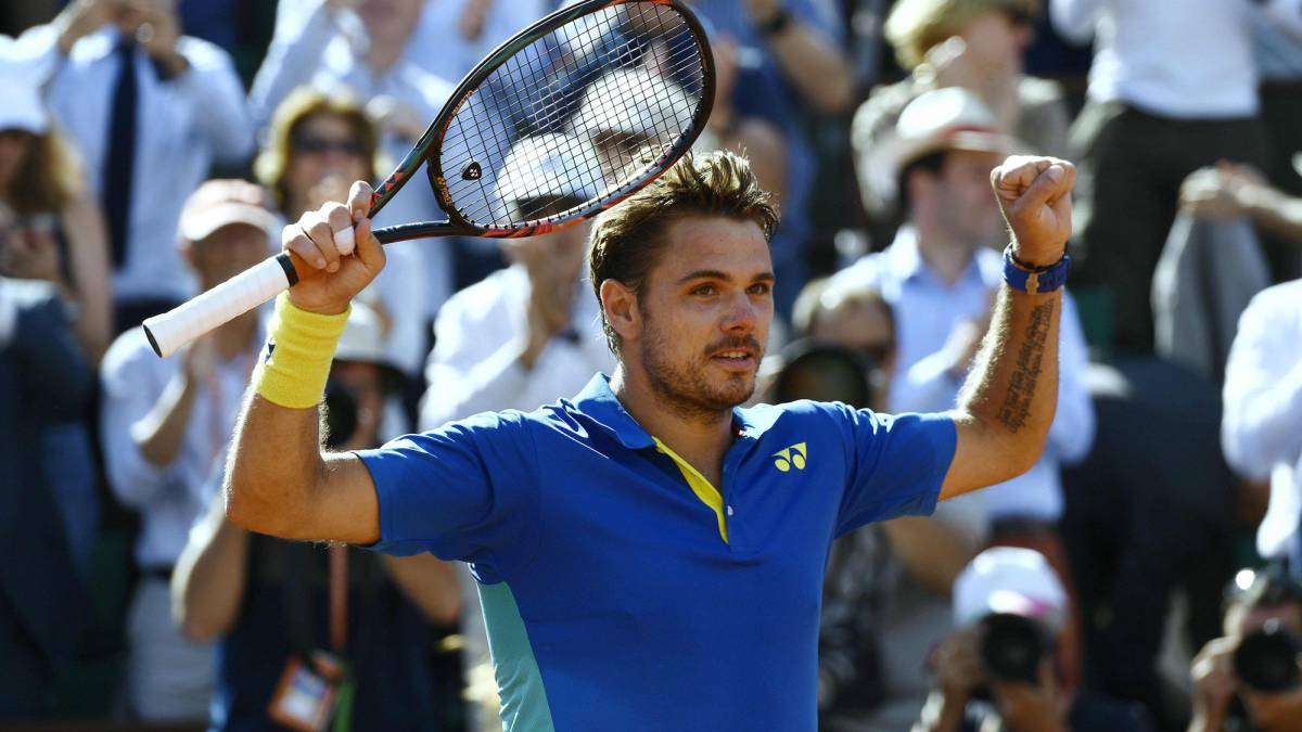 Wawrinka through to French Open final after five-set thriller