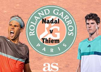 Nadal vs Thiem live online: French Open semi-final