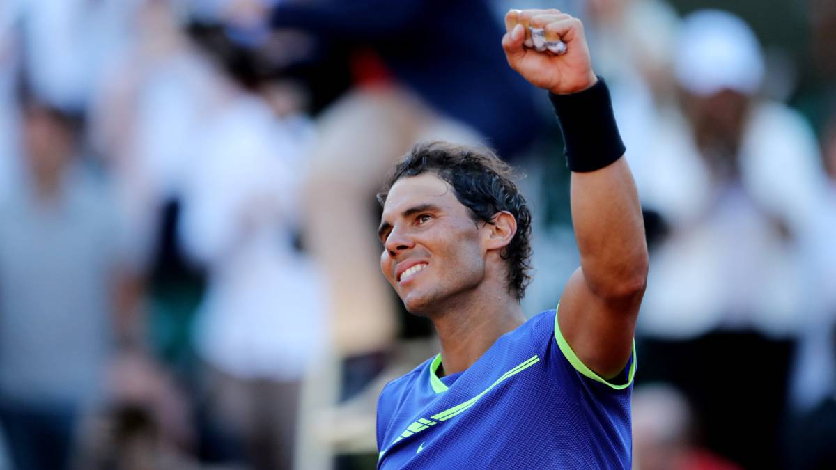 "Rafa Nadal: ""I don't consider myself very special"""