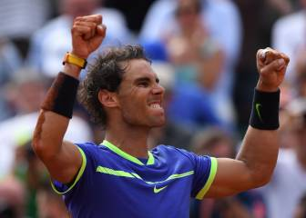 Nadal crushes Wawrinka to claim record 10th French Open