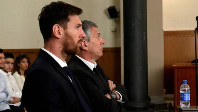 Messi: Supreme Court upholds 21-month jail term for Barça star