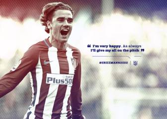 Griezmann signs new deal, admits: