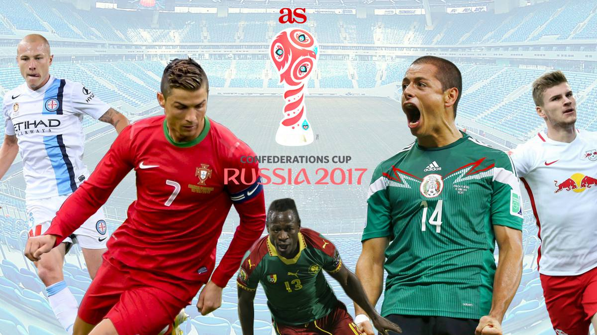 The 2017 Confederations Cup starts tomorrow when hosts Russia take on New Zealand. Here are five players worth monitoring during the tournament