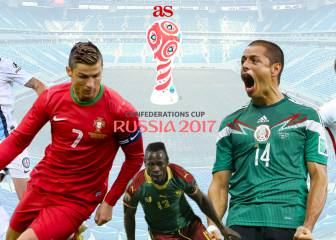 Five players to watch at the 2017 Confederations Cup