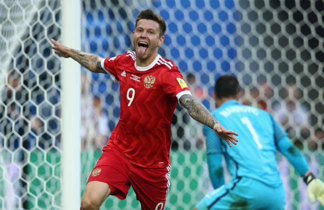 Russia 2 - 0 New Zealand | Boxall (OG) and Smolov got hosts Russia off to a comfortable winning start in Saint Petersburg, against lowly New Zealand.
