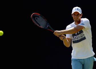 Murray hoping to do well in 'last few years' of competitions