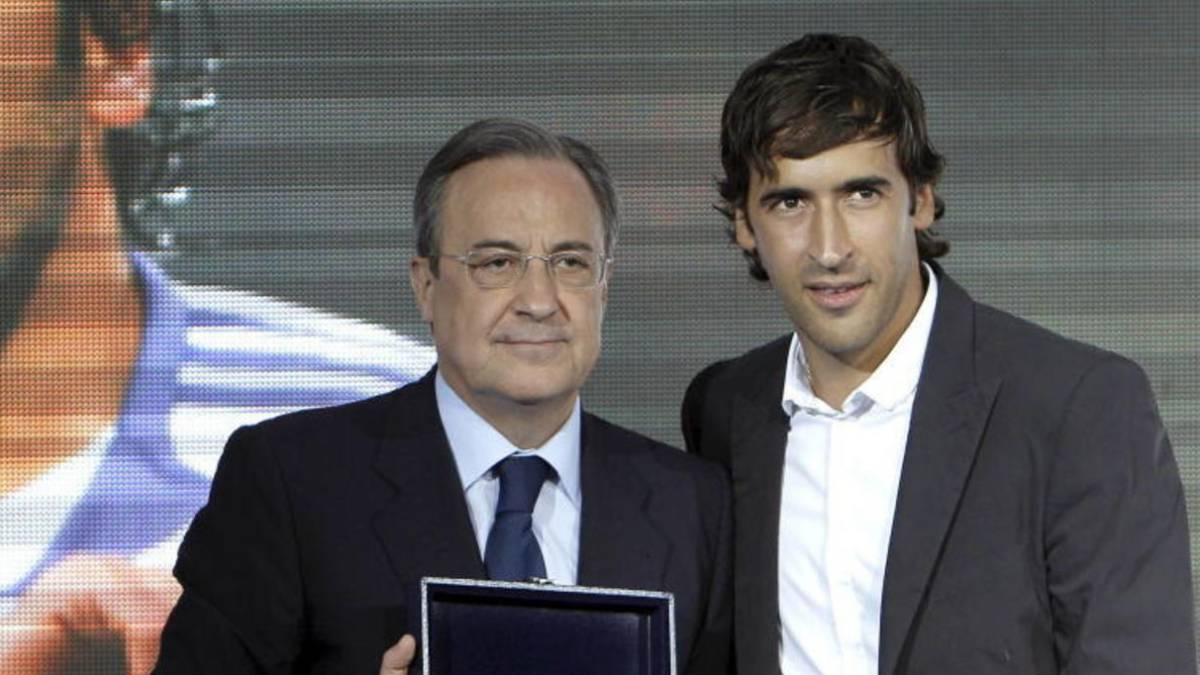 Raúl set to be named as Madrid assistant general manager