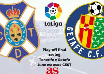 Tenerife vs Getafe 2016/17 LaLiga play-off final: How and where to watch