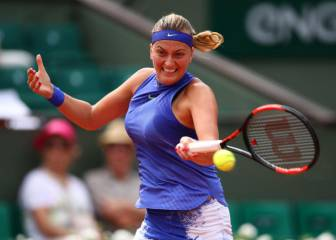 Petra Kvitova: Wimbledon feels like 'home'