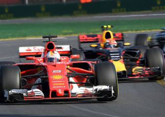 2018 F1 schedule at a glance