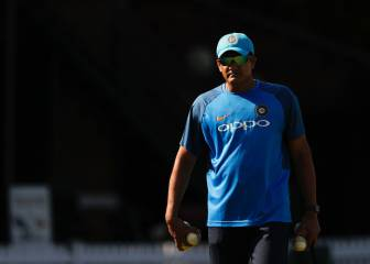 Anil Kumble steps down as Indian cricket team head coach