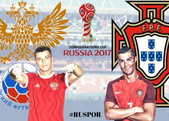 Russia vs Portugal: live