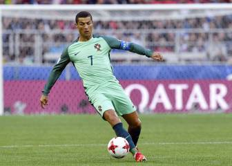 Ronaldo header settles matters in Moscow