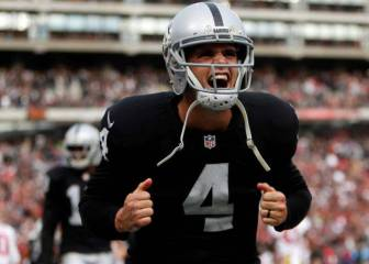 Raiders make Derek Carr the highest paid player in the NFL