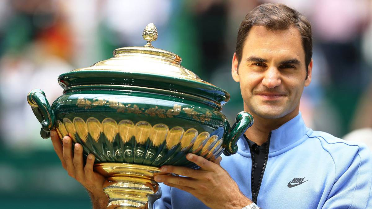 Federer downs Zverev to take Halle title for the ninth time