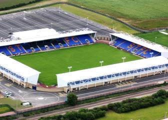 Shrewsbury Town plan to become first English club to implement 'safe standing'
