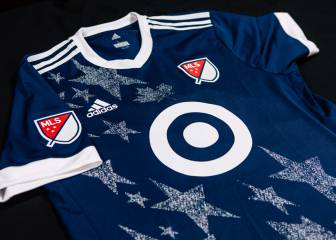 MLS All-Star shirt to be used vs. Real Madrid unveiled