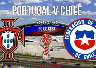 Portugal vs Chile: live