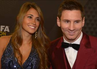 The star studded Messi and Antonella wedding: what we know....