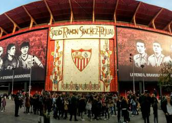 Sevilla FC confirm fingerprint scan stadium access for 'Biris'