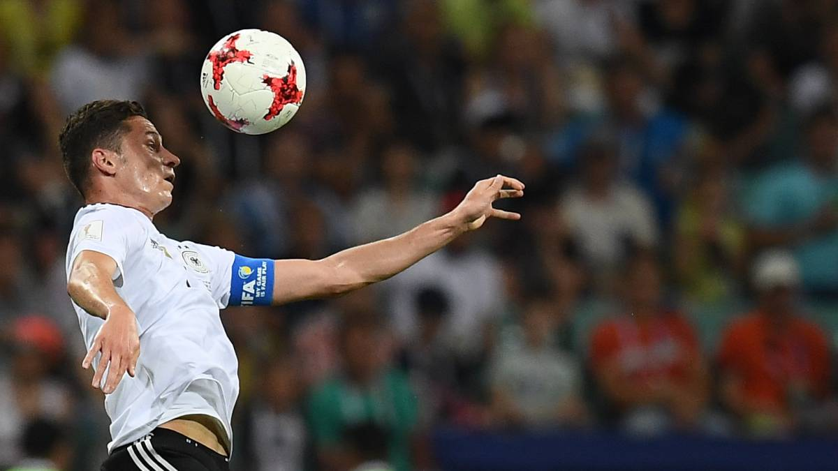 Germany-Mexico: Confederations Cup match report