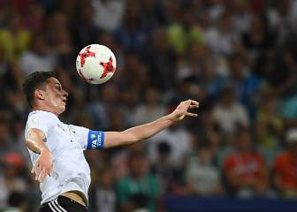 Germany beat Mexico to book final date with Chile