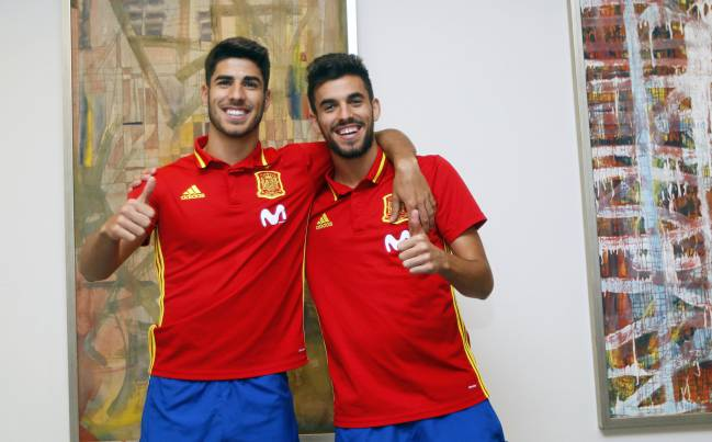 Ceballos | The Real Betis player spoke about the Spain Under 21 side, his friendship with Marco Asensio, Saúl, and the rumoured interest from Real Madrid.