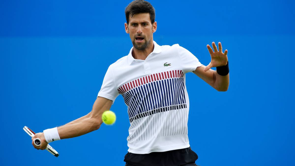 Djokovic through to semi-finals at Eastbourne