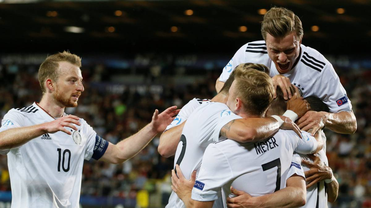Germany 1-0 Spain match report: Final U21 European Championships 2017