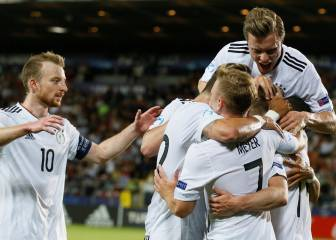 Germany stun Spain to win Euro under-21