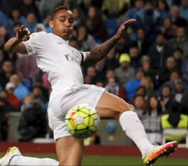 Real Madrid's Danilo waiting on the clubs to sort his future.