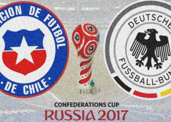 Chile v Germany Confederations Cup final: how and where to watch