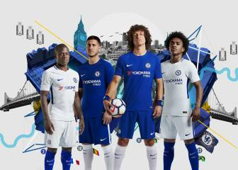 Chelsea and Nike partnership starts with new kit launch