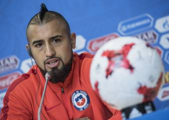 Chile can prove they're the world's best, says Vidal