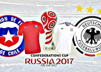 Chile vs Germany live online: Confederations Cup final