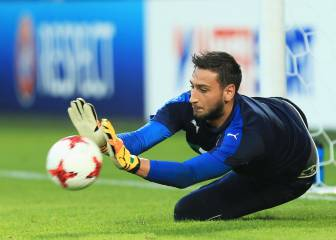 Donnarumma set to sign renewal deal with AC Milan