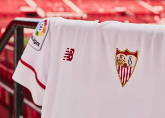 Sevilla FC 2017/18 new playing kits presented