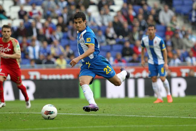 Philippe Coutinho, the second player to take Raúl Tamudo's No.23 squad number.