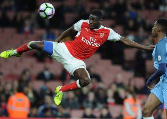 Toulouse pick up ex-Gunner Yaya Sanogo on a free transfer