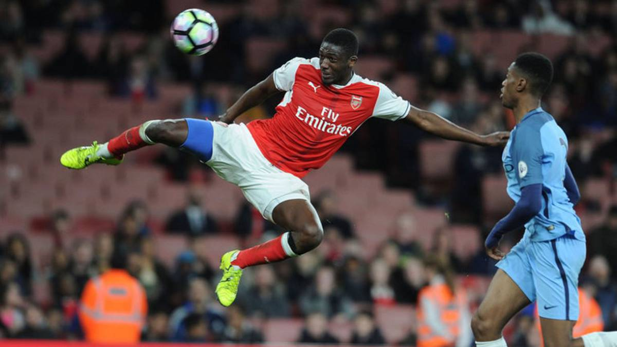 Toulouse pick up ex-Arsenal man Yaya Sanogo on a free transfer