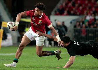 Lions and All Blacks scrap to a 15-15 draw in Auckland to tie the series