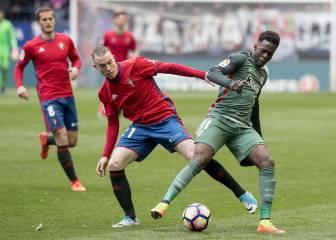 Osasuna accuse Athletic Club of 'abuse' and break relations